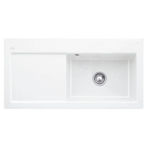 Villeroy and Boch Subway 60 XL Ceramic Kitchen Sink